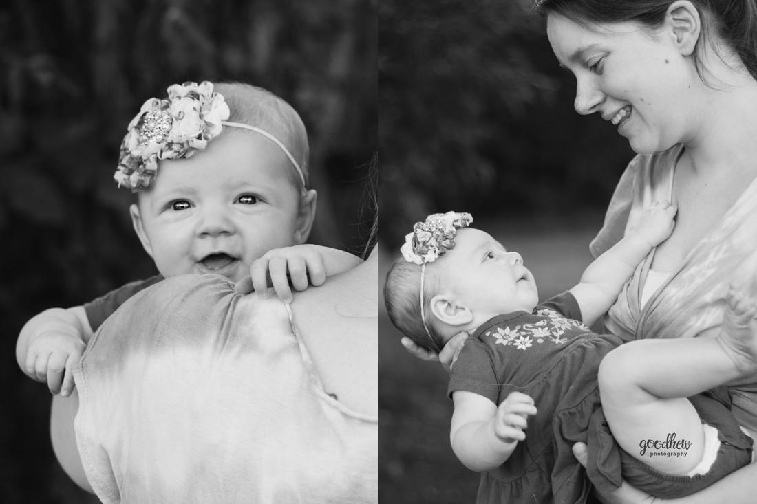 Mommy and Me Portrait Photographer - Millpond Park - Goodhew Photography