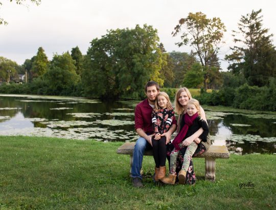 Jackson, Michigan Family Photographer